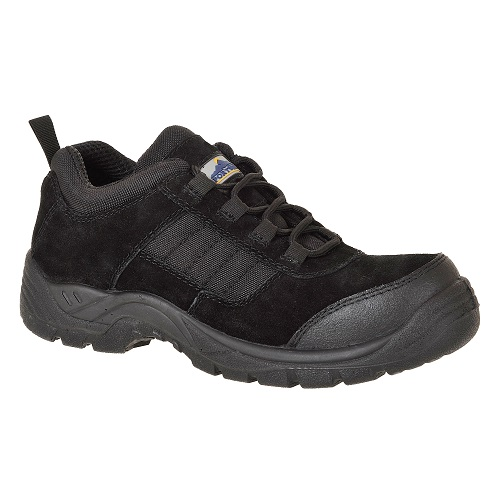 Portwest FC66 Portwest Compositelite Trouper Shoe S1 Black Size 11