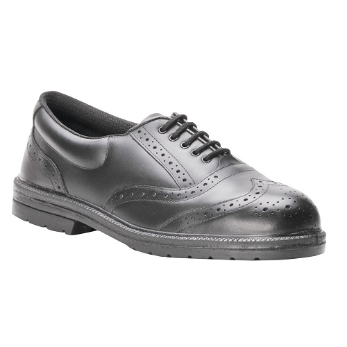 FW46 Steelite Executive Brogue S1P Black Size 5
