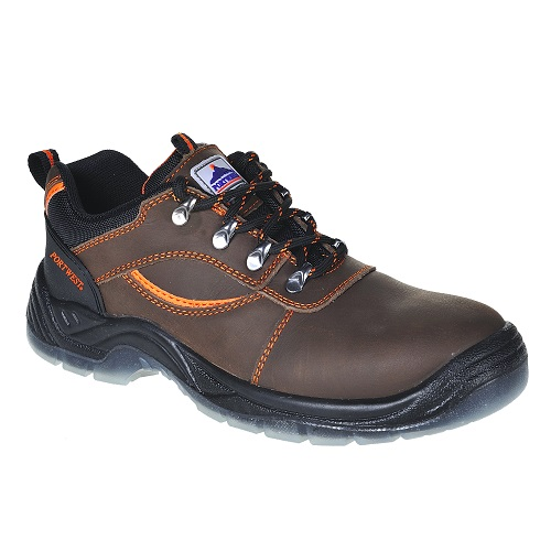 Portwest FW59 Steelite Mustang Shoe S3 Brown 38