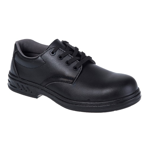FW80 Steelite Laced Safety Shoe S2 Black Size 1