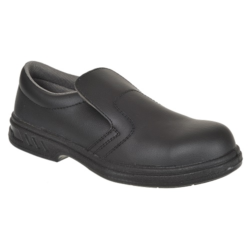 FW81 Steelite Slip On Safety Shoe S2 Black Size 1