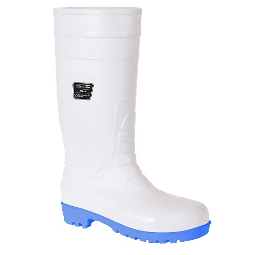 Portwest FW95 Total Safety Wellington S5 White Size 3