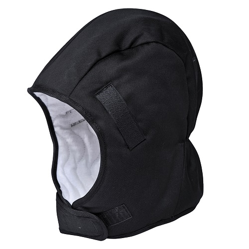 Portwest PA58 Winter Helmet Liner Black