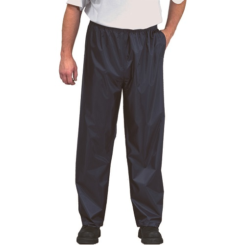 Classic Rain Trousers S441 Navy X Small