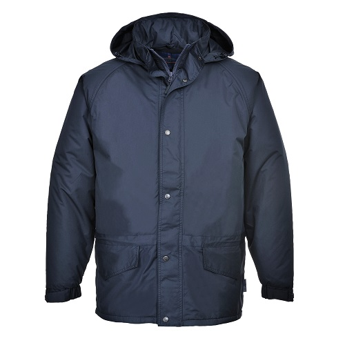 Arbroath Breathable Fleece Lined Jacket S530 Navy Small
