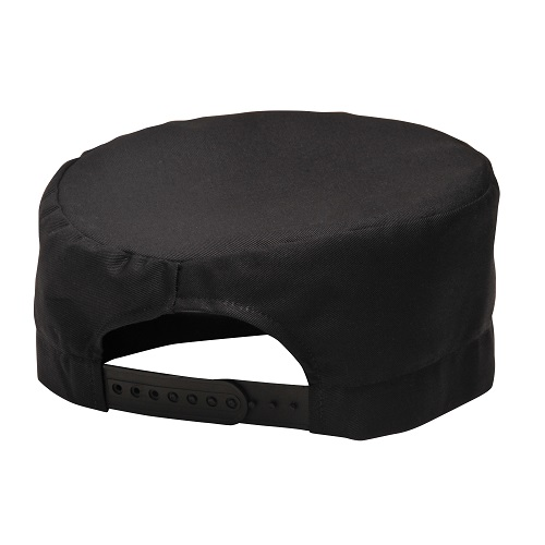 Portwest S899 Chefs Skull Cap Black One Size