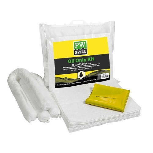 Portwest SM60 20 Litre Spill Kit Oil Only