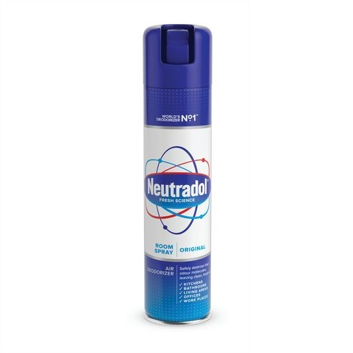 Neutradol Original Air Freshener Aerosol Single 300 ml