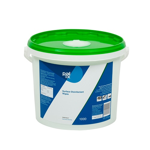 Pal TX Surface Disinfectant Wipes Tub of 1000's