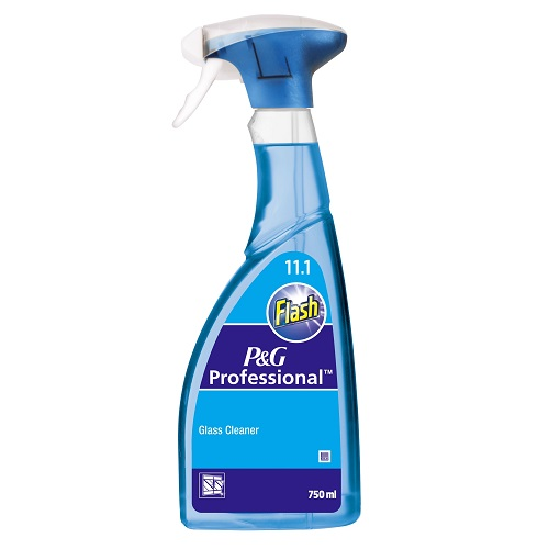 Flash Glass Cleaner 750 ml