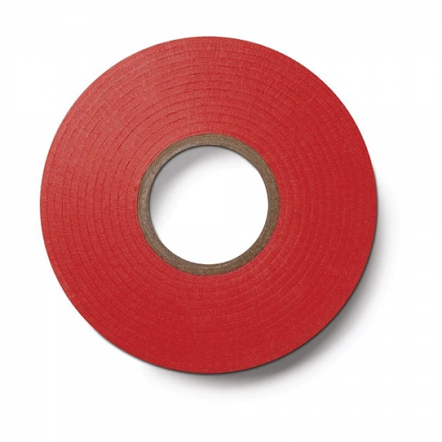 Red Insulation Tape 25mm x 33 m Single Roll