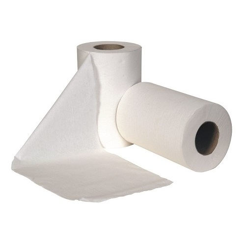Mini Centre Feed Rolls White 1 Ply 12 Rolls x 120m