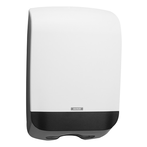 Katrin Inclusive Hand Towel M Dispenser White