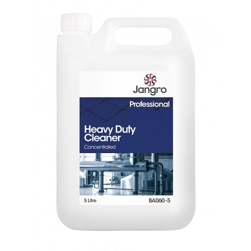 Jangro Heavy Duty Cleaner Concentrated 5 litres
