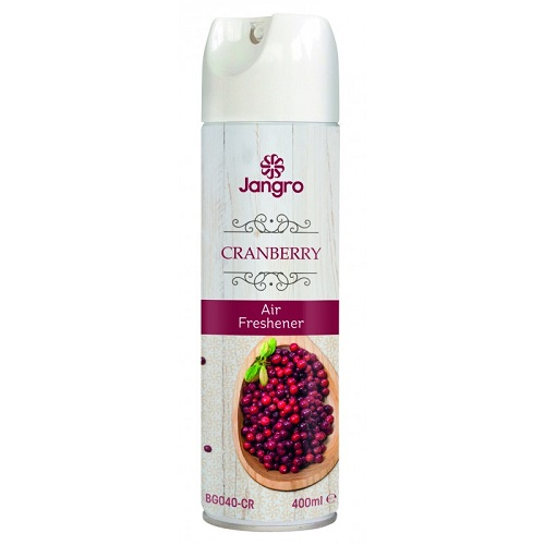 Jangro Air Freshener 400 ml Cranberry