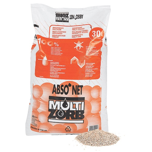 Super White Multi Zorb Absorbent Granules 20 litres