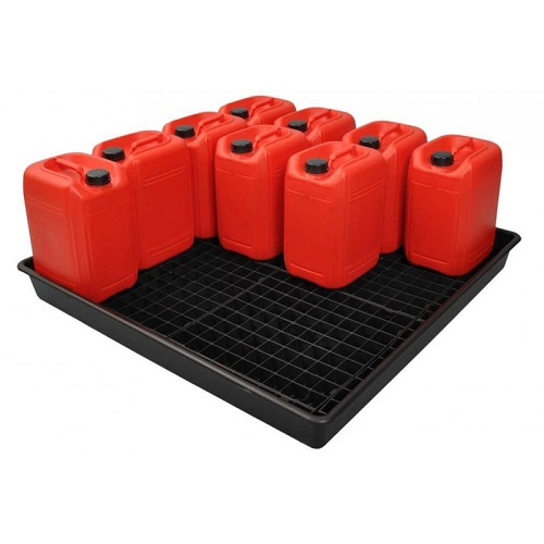 Spill Tray - 16 Drum Capacity