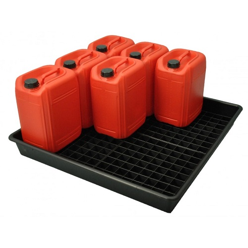 Spill Tray - 6 Drum Capacity