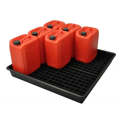 Spill Tray - 9 Drum Capacity