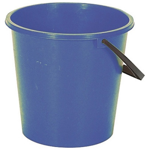 Medium Weight Round Bucket Blue