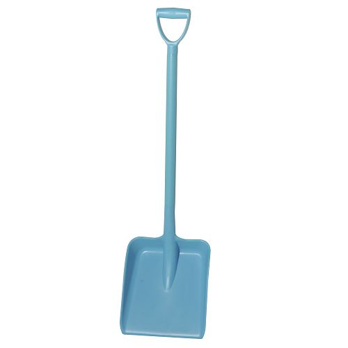D Grip Heavy Duty Shovel Blue