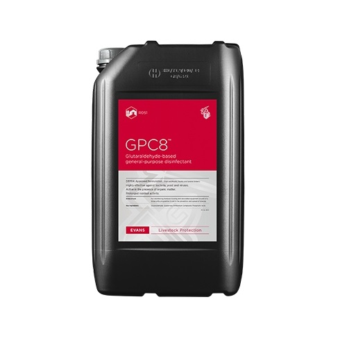 GPC8 Disinfectant 25 litres