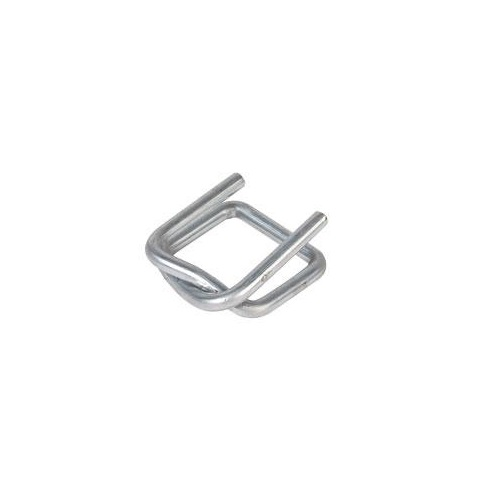 13 mm Galvanised Strapping Buckles 1000's