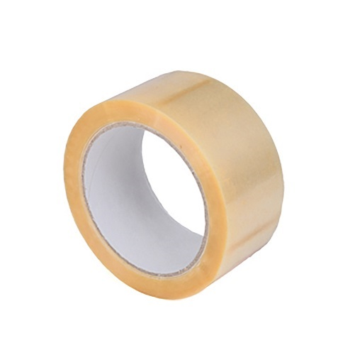 Clear Vinyl Tape 75mm x 66m Single Roll