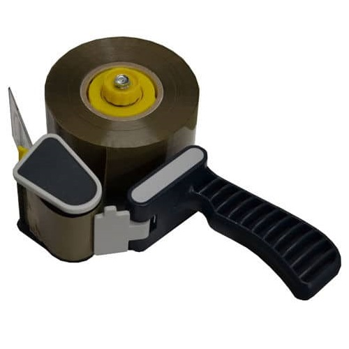 Tape Gun with Adjustable Brake For 50 mm Core Tape