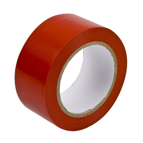 Polypropylene Tape Red 50 mm x 66 m 36's