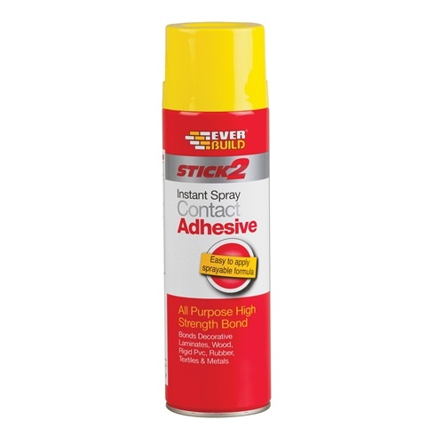 Contact Adhesive Spray Contact 500 ml