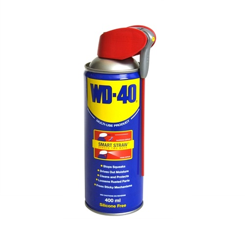 WD40 Multi-Use Maintenance Lubricant Smart Straw 450 ml