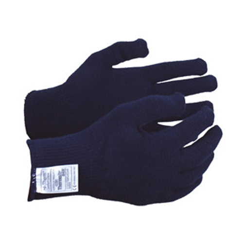 Thermotec Liner Glove Navy One Size