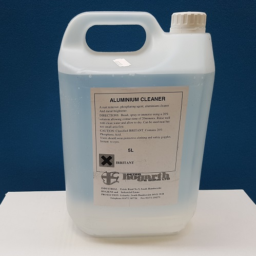 PH Aluminium Cleaner 5 litres