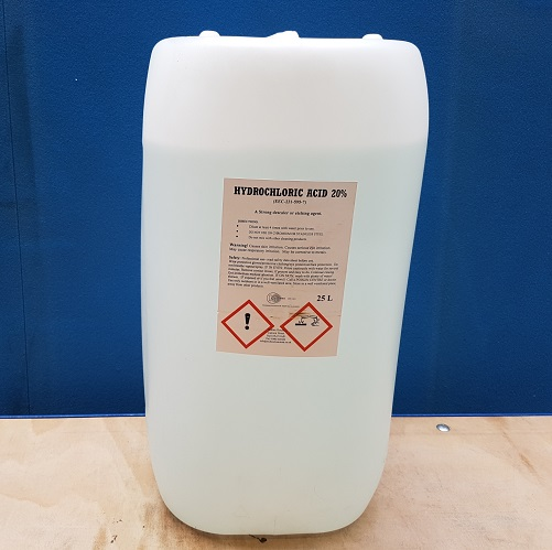 PH Concentrated Descaler 25 litres