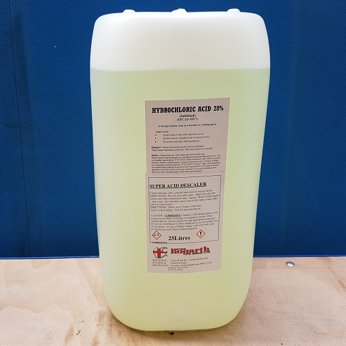 PH Super Acid Descler 25 litres