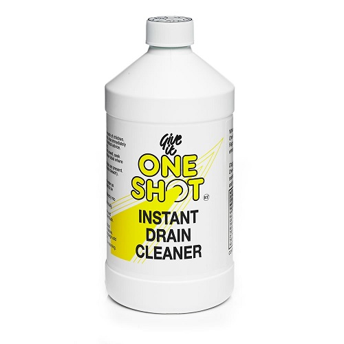 One Shot Instant Drain Cleaner 1 litre