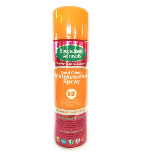 Food Grade Maintenance Spray 500 ml