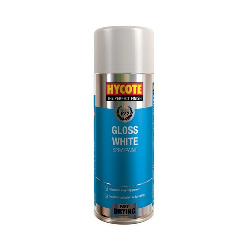 White Gloss Aerosol 400 ml
