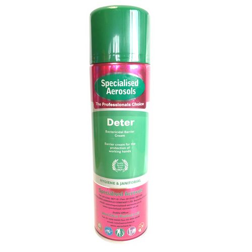 Deter Barrier Cream 500 ml